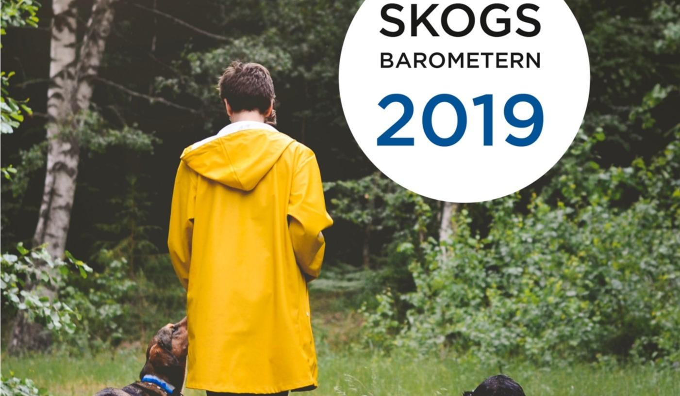 Skogsbarometern 2019 - november